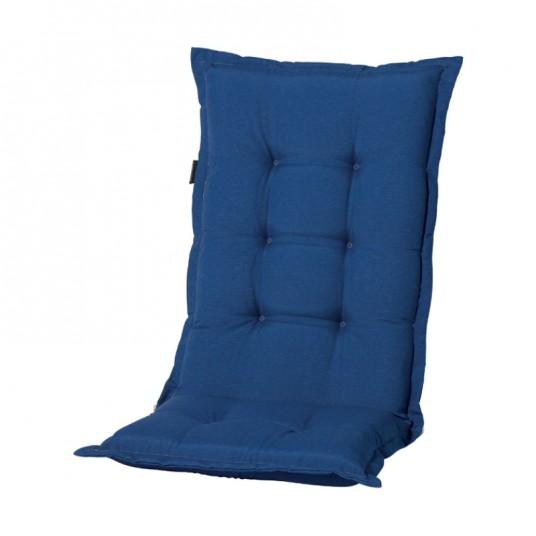"""Coussin pour fauteuil """"Panama Safier Blue"""" 123 x 50 cm - MADISON"""