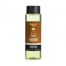 Essentiel Brûle-parfum 260 ml - Bambou / Thé de la marque Clem Goa
