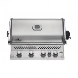 Barbecue au gaz PRO 500 encastrable inox de la marque NAPOLÉON