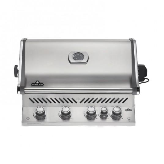 "Barbecue gaz ""PRO 500"" encastrable inox - NAPOLÉON"