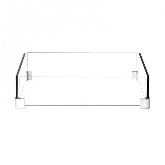 Protection vitre pour table carrée Patioflame™ - NAPOLEON