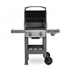 Barbecue au gaz Spirit II E-220 noir de la marque WEBER
