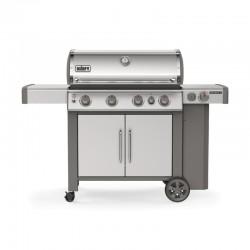 Barbecue au gaz Genesis II S-435 GBS inox de la marque WEBER