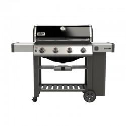 Barbecue au gaz Genesis II E-410 GBS noir de la marque Weber