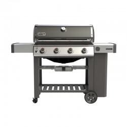 Barbecue au gaz Genesis II E-410 GBS gris fumé de la marque Weber
