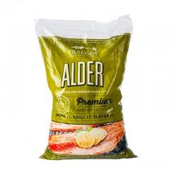"""Pellets """"Alder"""" 9 kg - TRAEGER"""