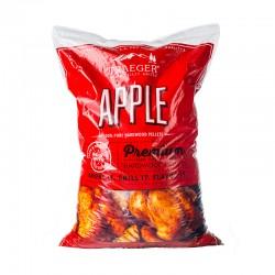 "Pellets ""Apple"" 9 kg - TRAEGER"