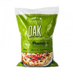 "Pellets ""Oak"" 9 kg - TRAEGER"