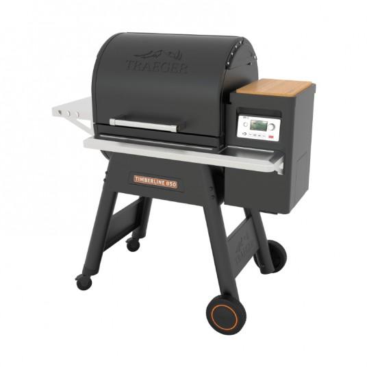 "Barbecue à pellets ""Timberline 850"" noir - TRAEGER"
