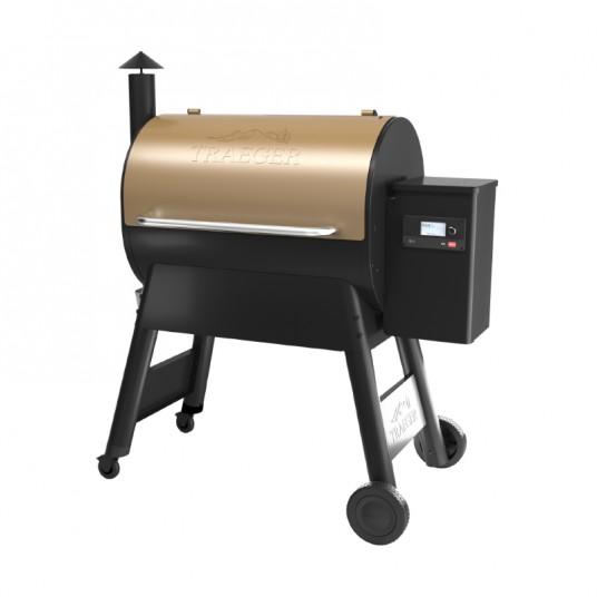 """Barbecue à pellets """"PRO 575"""" bronze - TRAEGER"""