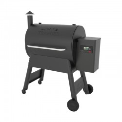 Barbecue à pellets PRO 780 noir de la marque Traeger