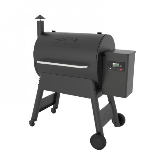 """Barbecue à pellets """"PRO 780"""" noir - TRAEGER"""