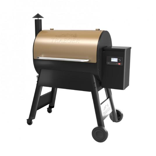 """Barbecue à pellets """"PRO 780"""" bronze - TRAEGER"""