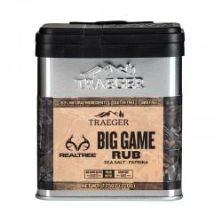 """Épices """"Big game rub"""" 230 g..."""