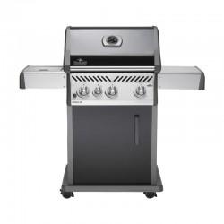Barbecue au gaz Rogue R425SBPK noir de la marque Napoléon