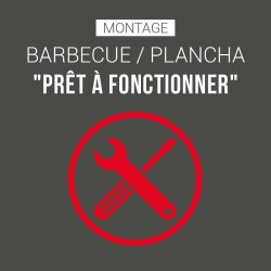 Montage barbecue / plancha
