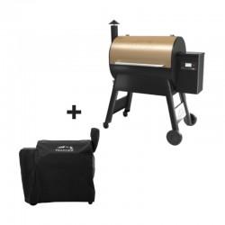 """Barbecue à pellets """"PRO..."""
