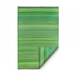 Tapis d'extérieur Cancun vert - 90 x 150 cm de la marque Fab Hab