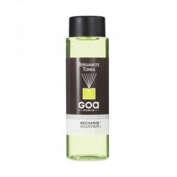 Recharge Goatier 250 ml - Bergamote / Tonka de la marque Clem Goa