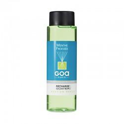 Recharge Goatier 250 ml - Menthe froissée de la marque Clem Goa