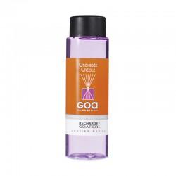 Recharge Goatier 250 ml - Orchidée créole de la marque Clem Goa