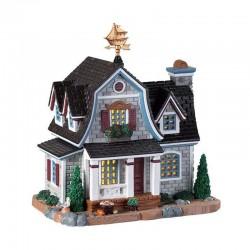 Maison Seawing Cottage de la marque Lemax