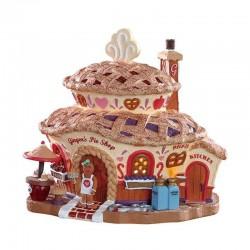 Boutique Ginger's Pie Shop de la marque Lemax