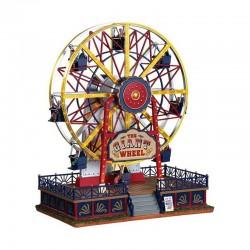 Manège The Giant Wheel de la marque Lemax