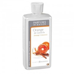 "Parfum pour Lampe berger ""Orange Cannelle"" 500ml"