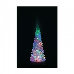 Arbre Crystal Lighted Tree - XL de la marque Lemax