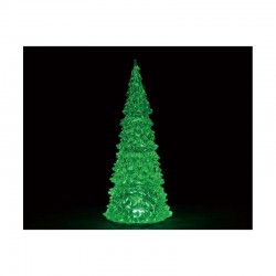 Arbre Crystal Lighted Tree - Large de la marque Lemax