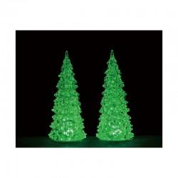 Arbre Crystal Lighted Tree - Medium X2 de la marque Lemax