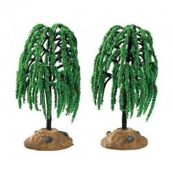 Arbre Spring Willow Tree X2 de la marque Lemax