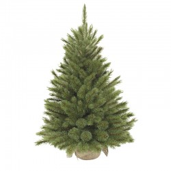 Sapin artificiel Forest Frosted vert - 90 cm de la marque Triumph Tree