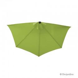 Parasol demi rond - Vert...