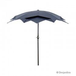 Parasol déco - Gris -...