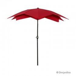 Parasol déco - Rouge -...