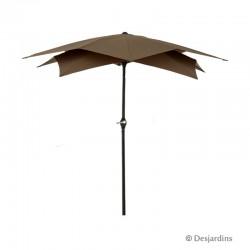 Parasol déco - Taupe -...