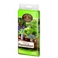 Terreau plantation - 20 L -...