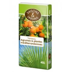 Terreau agrumes et plantes...