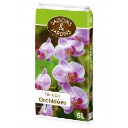 Terreau orchidées - 5 L -...