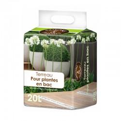 Terreau pour plantes en bac...