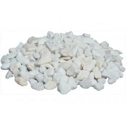 Concassé marbre blanc  -...