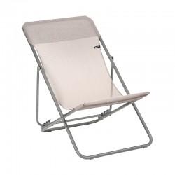 """Chaise longue """"Maxi Transat..."""