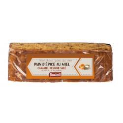 Pain d'épice caramel beurre salé-fleur de sel 30 - FINABEIL
