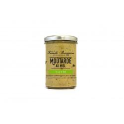 Moutarde thym au miel 210g - FINABEIL
