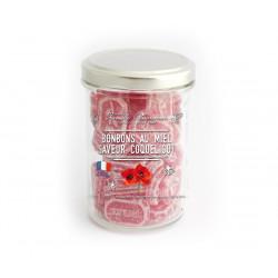 Bonbons coquelicot miel 130g - FINABEIL