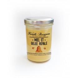 Miel crémeux et gelée royale 250g - FINABEIL