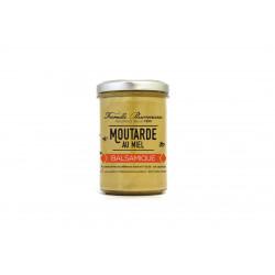 Moutarde aux vinaigres balsamique 210g - FINABEIL