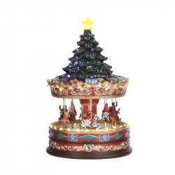 CAROUSEL WITH CHRISTMAS...